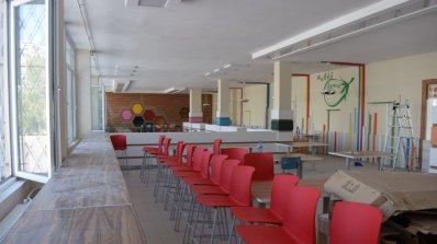 Училищните столове в Бургас посрещат учениците с нова визия