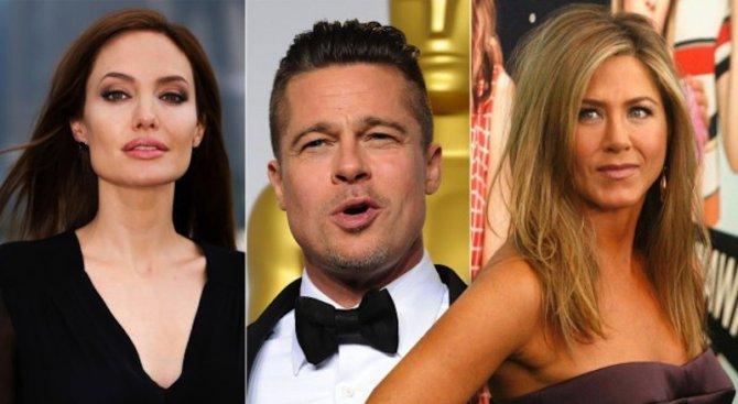 """Дженифър Анистън за развода на Брад и Анджелина: """"Това е карма!"""""""