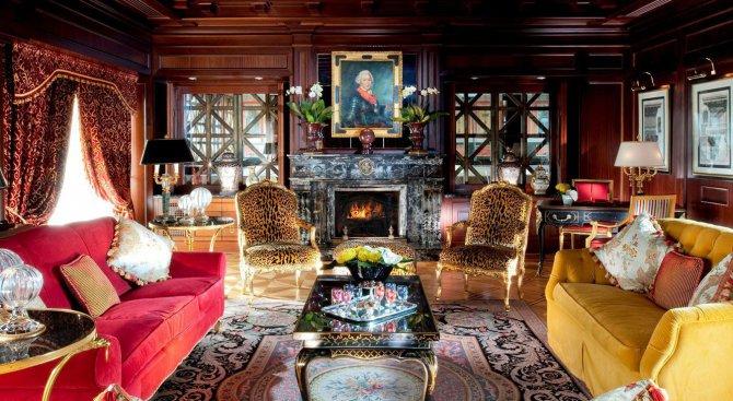 Седем от най-удивителните президентски апартаменти в хотели