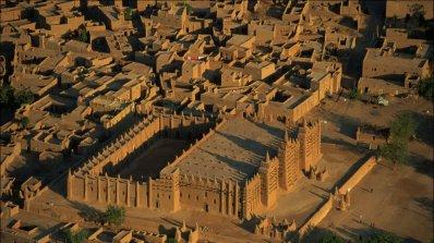 Седем от най-малко известните архитектурни чудеса на планетата