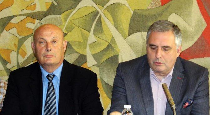 Бивш ректор на НАТФИЗ е кандидатът за вицепрезидент на Ивайло Калфин