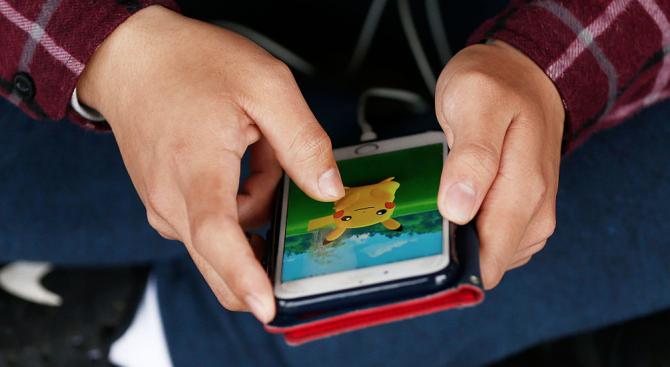 Pokemon Go вече не е най-доходоносната игра