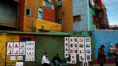 12-те най-цветни улици в света