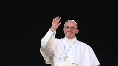 Папа Франциск тръгва за Грузия и Азербайджан с послание за мир