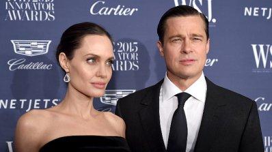 Брад Пит проговори за раздялата си с Анджелина