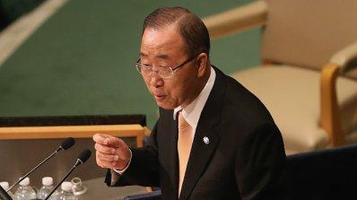 Генералният секретар на ООН се обяви срещу смъртната присъда