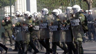 Заплашиха с бомба Държавния съвет на Гърция