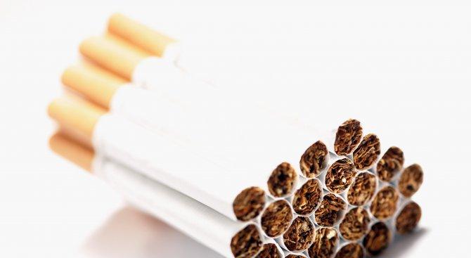 Иззеха над 6000 къса контрабандни цигари в Перник