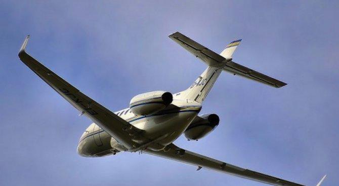 Самолет на популярно тв шоу падна в Тихия океан (видео)