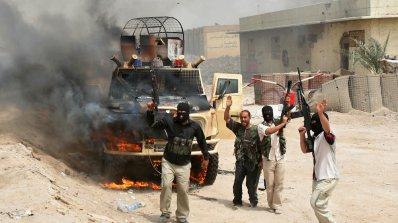 Британски вестник: ИД може да тръгне към партизанска война