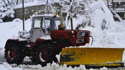 85 снегорина ще чистят Търговищко