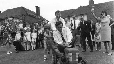 Великобритания 1966: Когато Джим Кларк смени Ф1 за Lotus Cortina