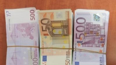 """На """"Капитан Андреево"""" е задържана контрабандна валута"""