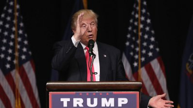 Доналд Тръмп е 45-ят президент на САЩ (обновена+галерия+видео)