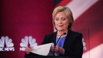 Хилари Клинтън призна загубата си във вота за президент