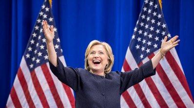 Хилари Клинтън коментира поражението си, Обама горд с нея (обновена)