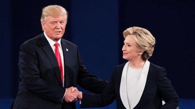 Тръмп и Клинтън в битка за Белия дом на днешните президентски избори в САЩ