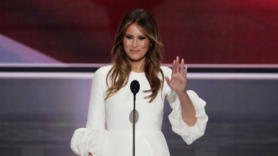 Мелания Тръмп е провела сърдечен телефонен разговор със Сара Нетаняху