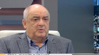 Проф. Димитър Иванов: Програмно правителство би било по-добро от служебен кабинет (видео)