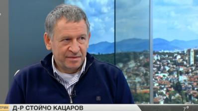 Стойчо Кацаров: Това е старата традиция – да удряме хората, които са паднали