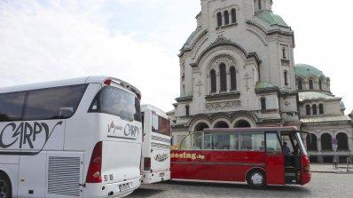 Най-дългият автобус в света