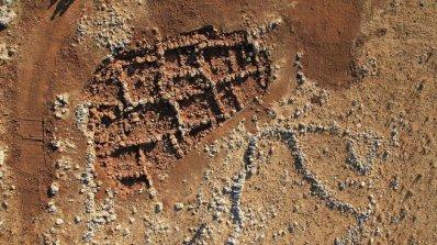Откриха изгубен древен град под земята в Тесалия