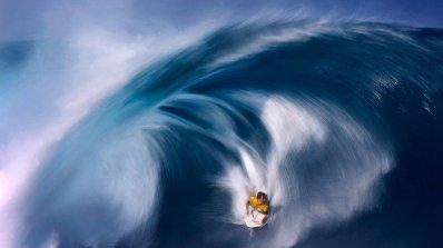 Рекордна 19-метрова вълна е регистрирана в Атлантическия океан