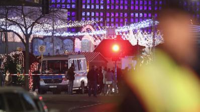 Намериха телефона на атентатора от Берлин