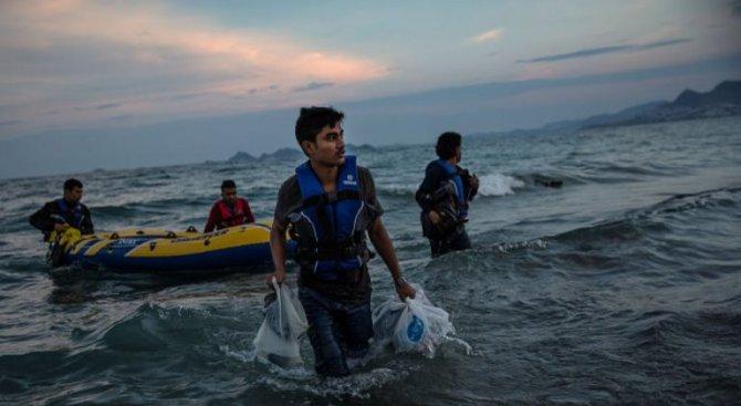 ООН разкритикува ЕС заради бежанците