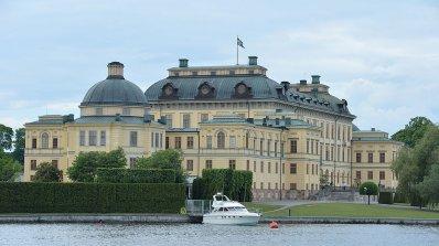 Дворецът в Стокхолм пълен с призраци
