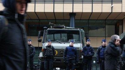 Евакуираха два от най-големите магазини в Брюксел
