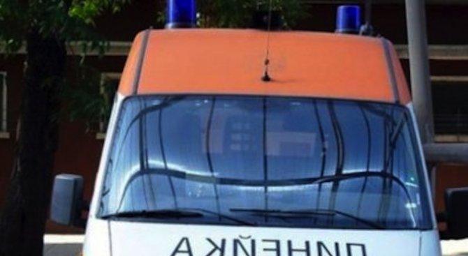 Пътничка е с мозъчно сътресение след инцидента с локомотив в Мездра