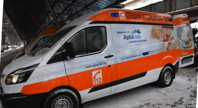 Специализирана линейка ще транспортира недоносени бебета (снимки)