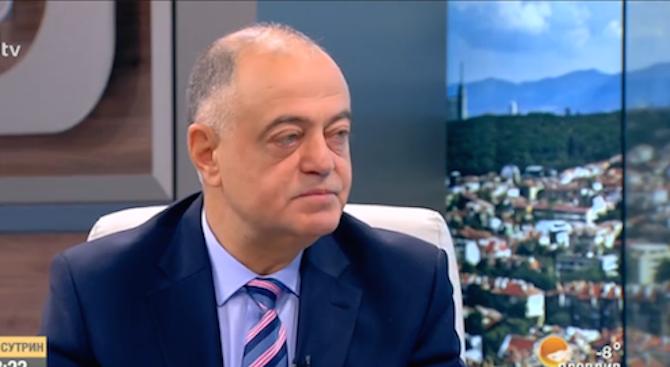 Ген. Атанасов: Прокуратурата действа избирателно, в симбиоза с Борисов (видео)