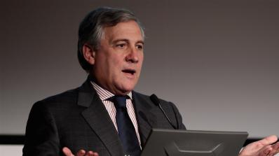 Антонио Таяни е новият председател на Европейския парламент