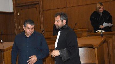 Бат Сали е признат за виновен - вижте наказанието му (снимки)