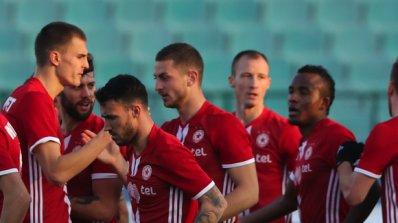 Брилянтен гол на 18-годишен младок и впечатляваща победа на ЦСКА-София в Испания (видео)