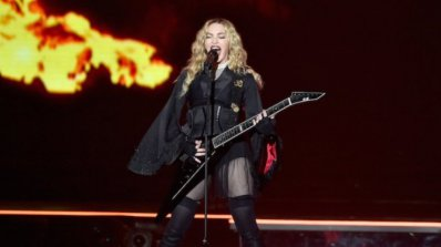 Мадона: Тръмп, лапай х*й! (видео)