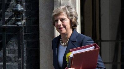Тереза Мей представи плановете за Брекзит