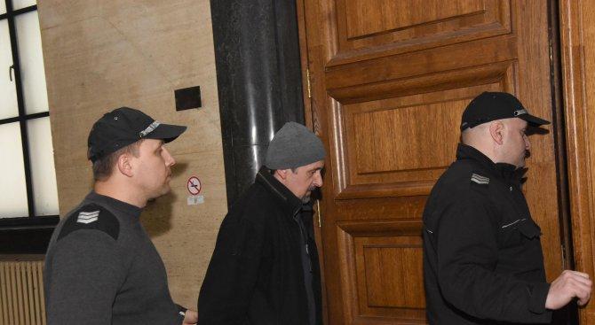 Вальо Топлото отново застана пред съда за пране на пари (снимки)
