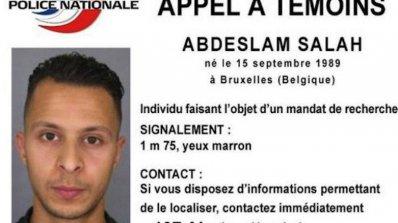 Абдеслам не успял да задейства взривното устройство при атентатите в Париж