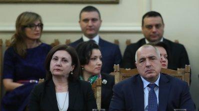 """""""Галъп"""": 30 на сто е доверието към кабинета """"Борисов 2"""""""