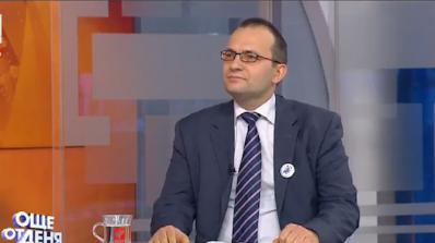 Мартин Димитров: Хората не са доволни от това, което се случва у нас