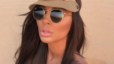 Николета Лозанова на косъм от арест в Дубай