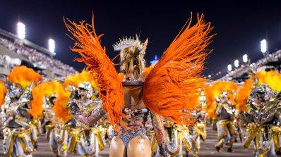 Българка ще танцува на карнавала в Рио