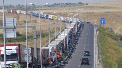 Международните превозвачи също заплашват с протест заради опашките по границата