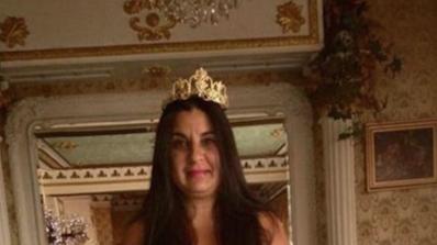 Принцеса Костадинка краде луканка