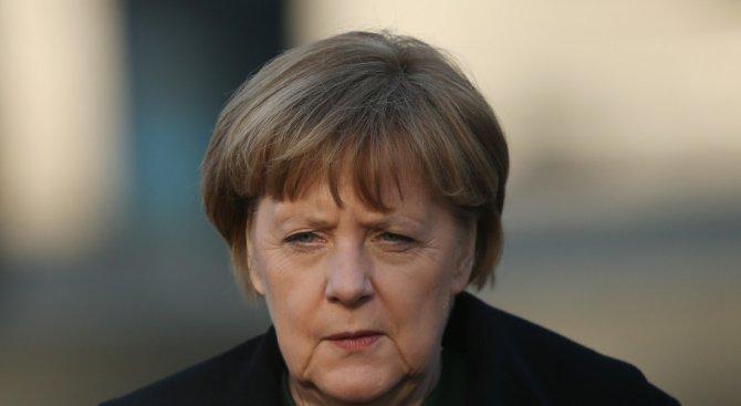 Меркел: Никоя страна не може да реши сама световните проблеми