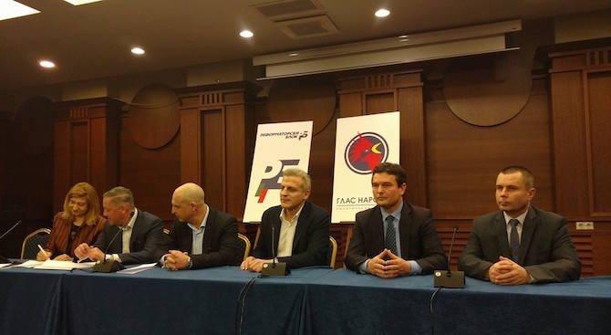 Светльо Витков се явява заедно с РБ на изборите (снимки)