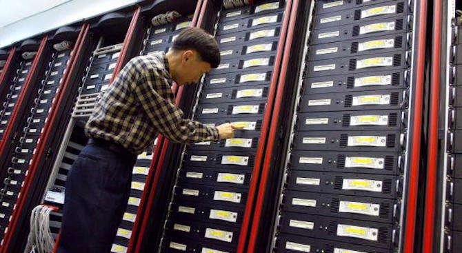 Суперкомпютър ще бори мръсния въздух
